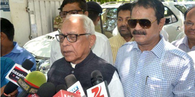 President Mahanadi water issue