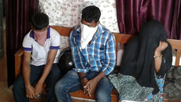 Sex Racket Busted In Vani Vihar, Bhubaneswar
