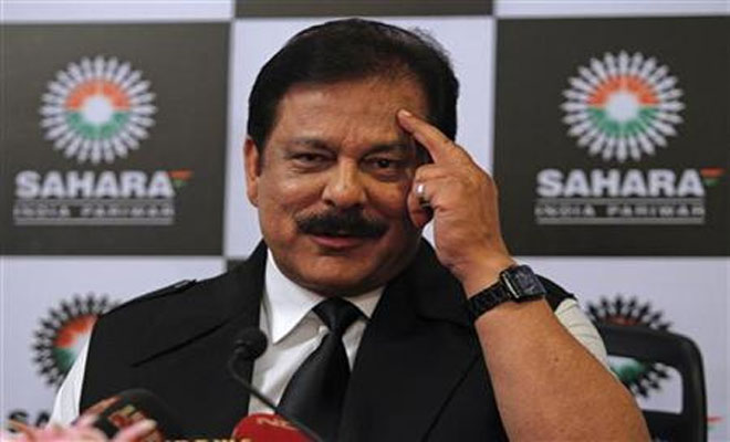 Section 144 Imposed At Sahara Chief Subrat Roy's Meeting In Cuttack