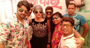 Mahurat of Sambeet, Jhilik Starrer Odia Movie Tamaku Dekhila Pare Held