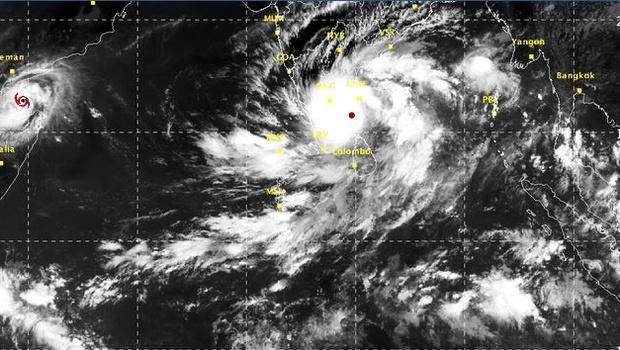 Cyclonic storm Kyant