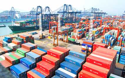 Container Handling Facility At Paradip Port By Next 6 Months