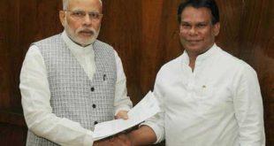 DIlip Ray To Skip BJP's Vikas Ustav At Rourkela