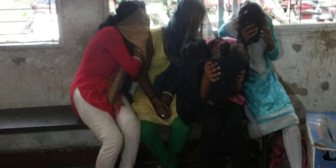 Five Women Arrested For Looting Men After Luring With Sex