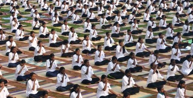 Odisha Celebrates International Yoga Day