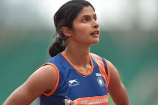 After Dutee, Srabani Qualified For Rio Olympics