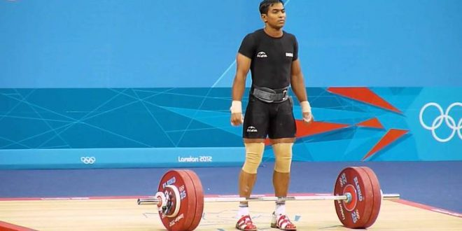 Weightlifter Ravi Kumar Appointed As DSP IN Odisha Police