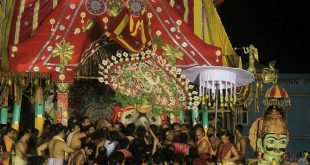 Bahuda Yatra-return journey