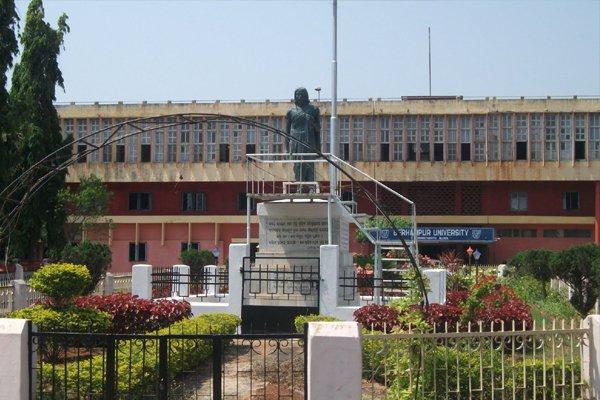 Rajendra Prasad Das new VC of Berhampur university