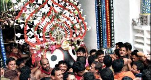 Shortage Of Thermocol For Lord Jagannath's Chariot
