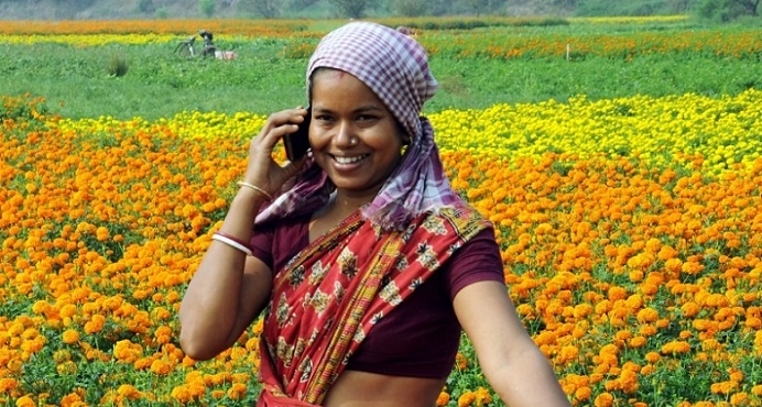 41k Women Farmers To Get Mobile Phones In Odisha