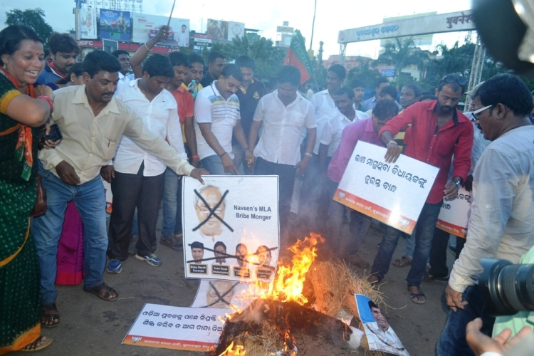 BJD MLAs' Bizarre Excuse: We Are Targeted Being Dalits, Tribals