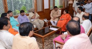 Chief Ministers meeting Mahanadi water dispute