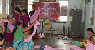 Hindalco Continues To Empower Women With Tailoring Skills