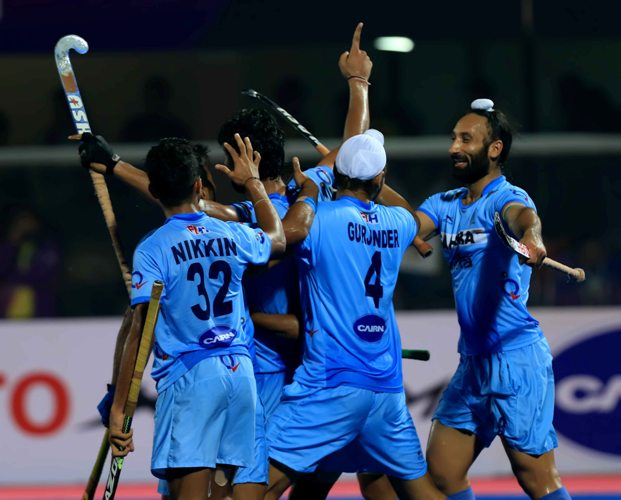 Odisha To Host Men's Hockey World Cup in 2018