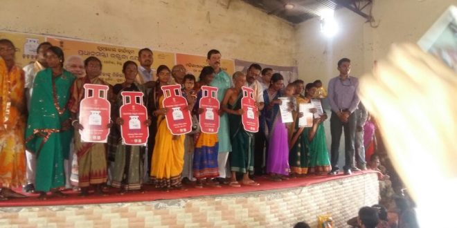 Odisha centre war on Pradhan Mantri Ujjwala Yojana