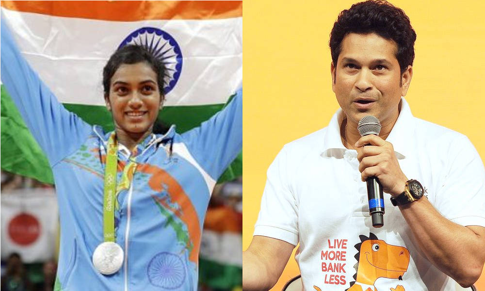 It's Not Tendulkar Who Is Gifting BMW To Rio Olympic Silver-Medalist Sindhu