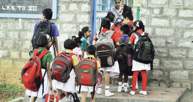 Wake Up Call: Two Students Held Press Meet For Carrying Heavy School Bags