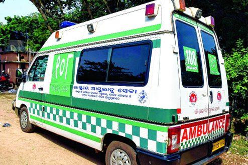 108 Ambulance