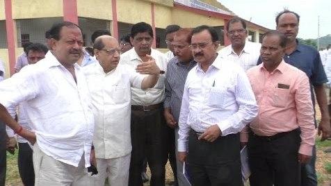 bjd-fact-finding-team Mahanadi water dispute