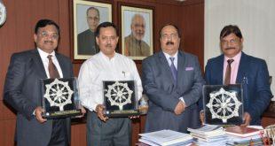NALCO Bags Best Exporter Award
