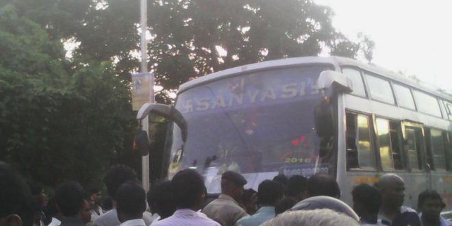 Bhuban bus mishap