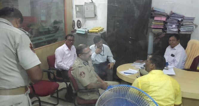 Bhubaneswar UCO bank loot