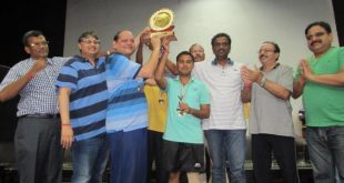 JSPL Barbil Corporate Table Tennis Tournament