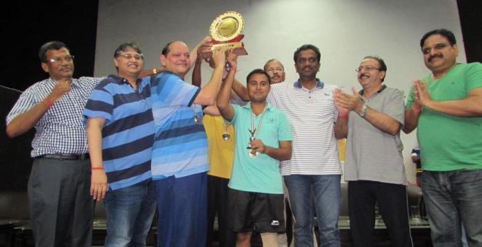 JSPL Barbil Corporate Table Tennis Tournament