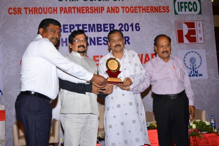 Best CSR Practice Award