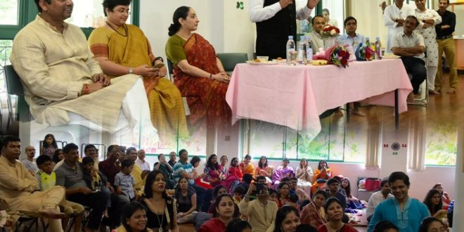 Pradhan lauds Odia community