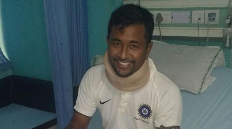 Pragyan Ojha injured
