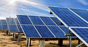 100 MW solar park