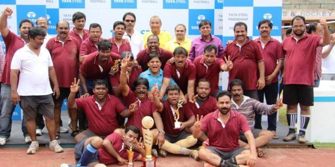 Tata Steel Friendship Football Tournament