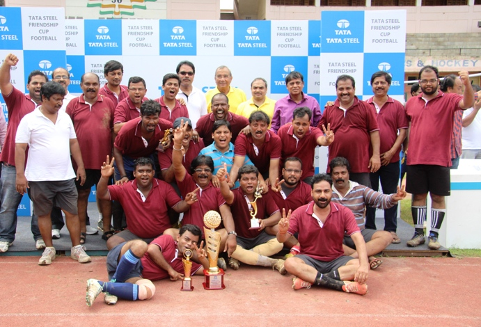 Tata Steel Friendship Football Tournament