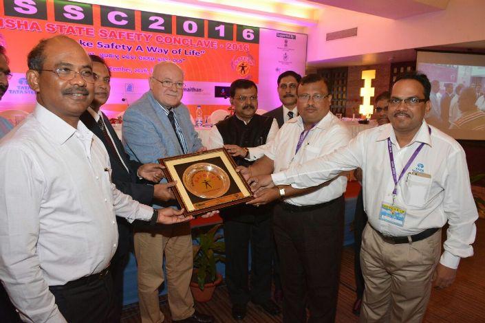 Kalinga Safety Award 2015