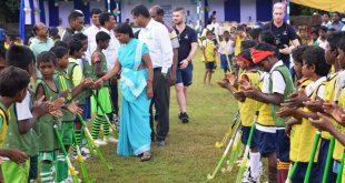Tata Steel Organizes Hockey Carnival