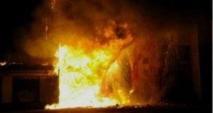 Nayagarh Cracker Factory Explosion