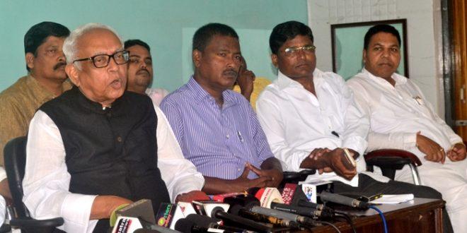 Naveen Patnaik Mahanadi issue