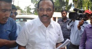 BJD MP Rama Chandra Hansdah