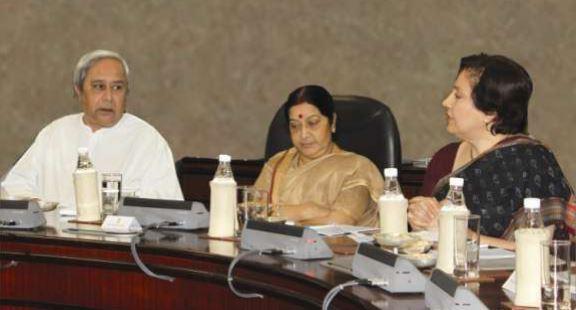Odisha Foreign investment