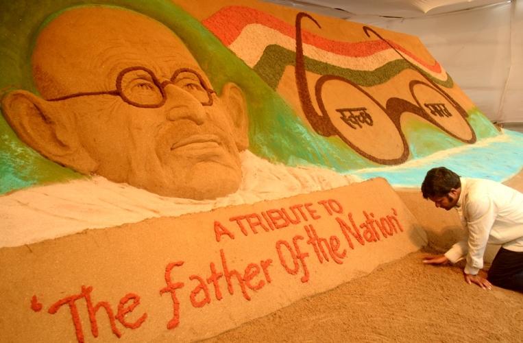 Mahatma Gandhi birth anniversary