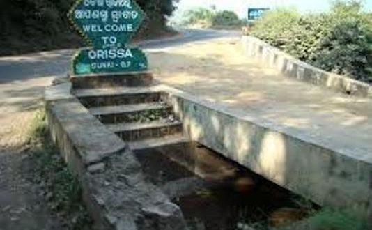 odisha west bengal border dispute