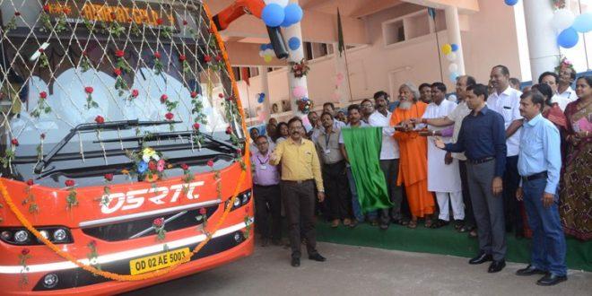 OSRTC bus service