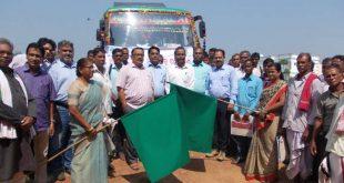 Tata Steel Organises Exposure Visit of Ganjam Farmers to Krishi Vigyan Kendra of Puri
