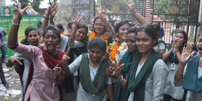 Utkal University students poll