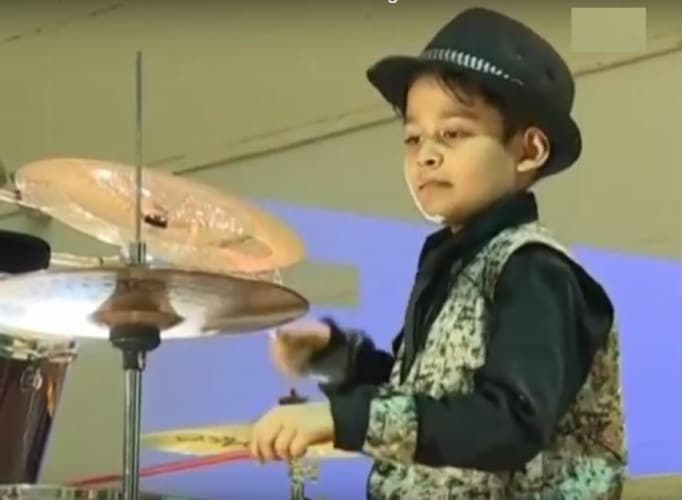 Odisha boy at Britain's Got Talent