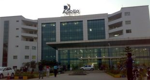 Apollo hospital fire