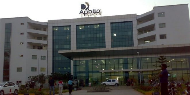 Apollo hospital fire