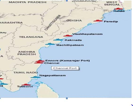 East coast economic corridor